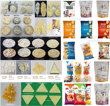 popped chips products