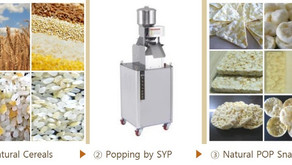 SYP Rice Popper - Tortitas de arroz máquina