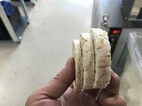triangle corn chips