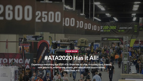 Joining ATA 2020 at Indianapolis USA
