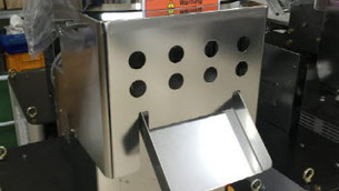 Safety Cover of Rice cake machine