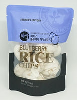 blueberry rice chip