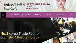 InterCHARM KOREA (SEP.18-20,2019)