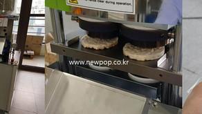 SYP8002 Galletas de arroz (grano) máquina