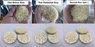 Test of SYP8502 with 5 different rice.