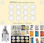 syp3012 rice cake machine
