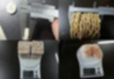 rice cake machine test sample