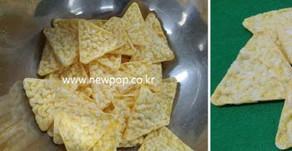 SYP Triangle Corn popper test