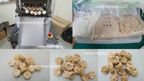 Test of SYP2515 Rice Popper