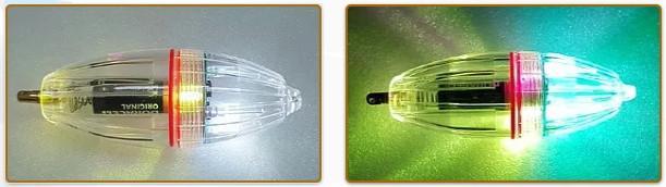 underwater fishing lamp