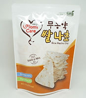 triangle rice chip