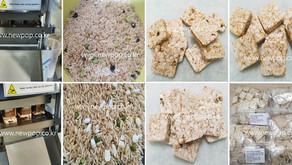 Prueba de popper de arroz SYP4040S6