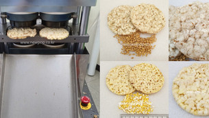 Test of SYP9002 with Wheat & Corn