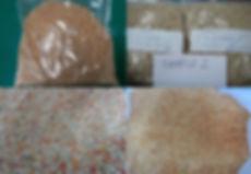 rice cake machine sample test