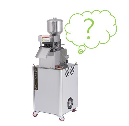Preguntas de rice cake machine