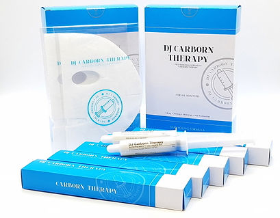 carborn therapy mask pack
