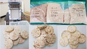 SYP4506 prueba de arroz y espelta