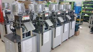 Rice cake machine factory