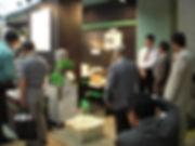 exhibition rice cake machine