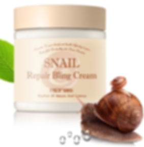 Korean snail cream