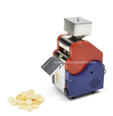 Twin popping machine