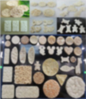 all type of rice cakes