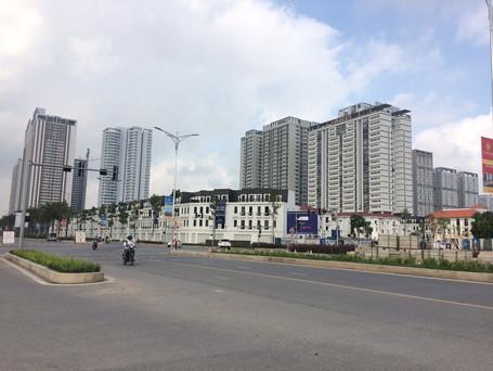 スターレイク開発 韓国大使館 ハノイ