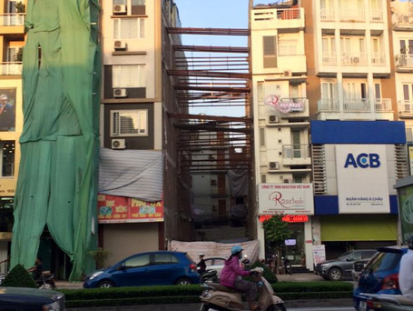 ベトナム 地震 建築