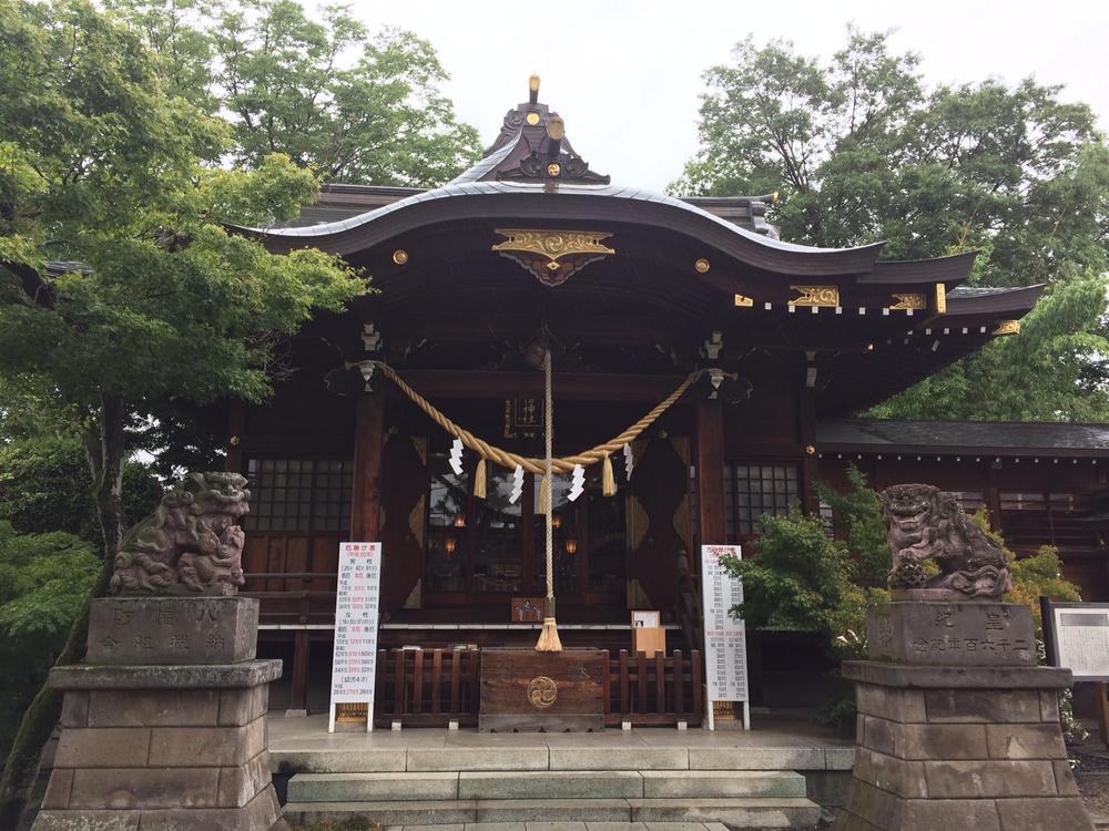八幡 神社 行田 菅谷八幡神社。行田市持田の神社