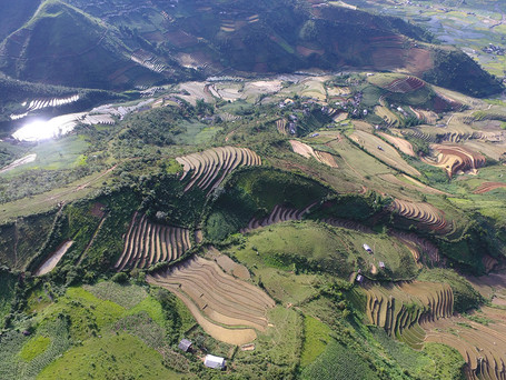 Terraced Patty Field / Vietnam / Mù Cang Chải
