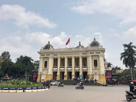 西洋音楽 ベトナム オペラハウス