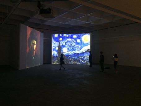 VCCA 『ゴッホとその作品』展
