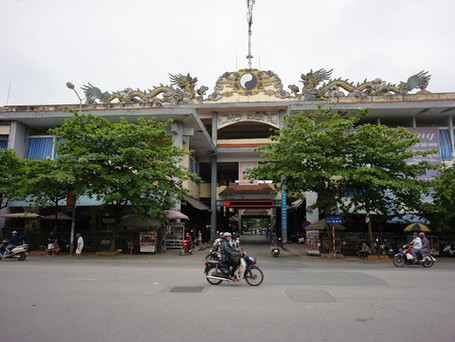 Dragon Market Nam Dinh