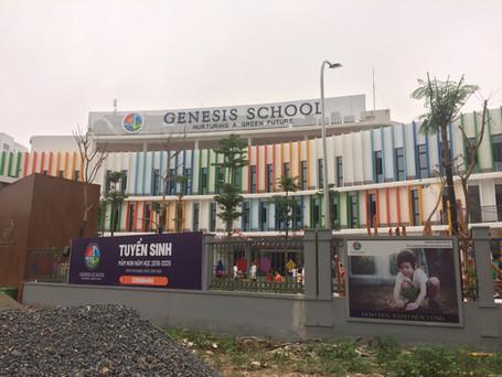 Genesis School 見学