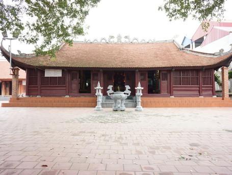 建築見学 待合せ Dinh Bieu Khe