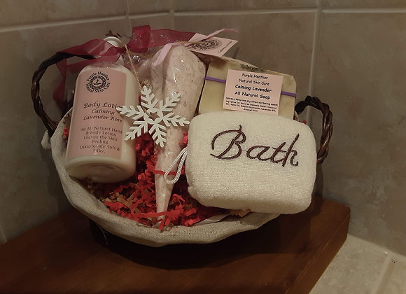 Bath Gift set - large