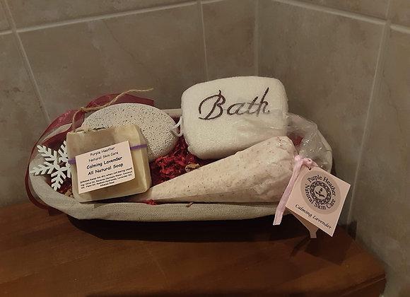 Bath Gift set - small