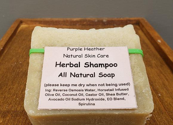 Herbal Shampoo Soap
