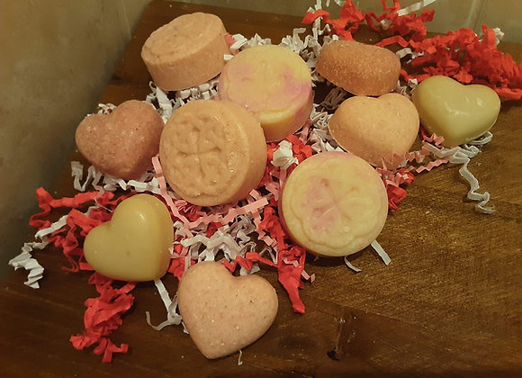 Small Heart Soaps