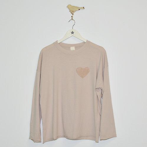 Camiseta básica Corazón