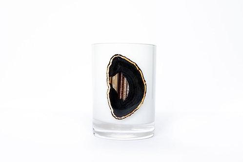 Earth Agate Candle
