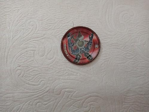 Tazo yu-gi-yo - Número 34