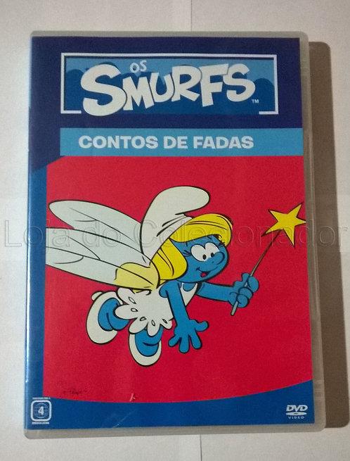 DVDs Smurfs - Contos de Fadas - Original