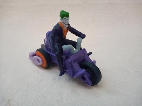 Motocicleta Coringa - brinde do McDonalds
