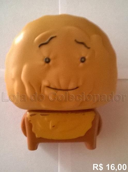 Boneco - Brinde do McDonalds - Monta e Desmonta