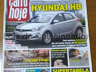 Revista Carro Hoje – Número 44 – Ano 1 – 2012