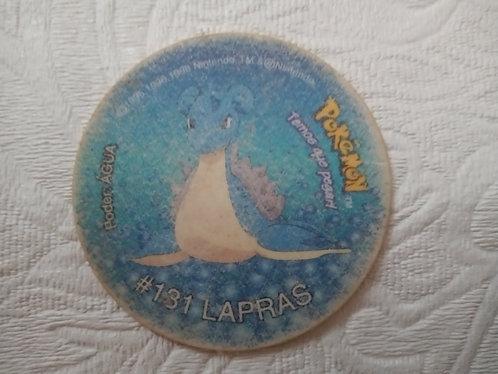 Tazo Lapras - Pokémon - Número 33