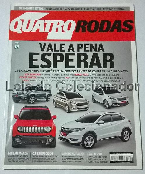 Revista Quatro Rodas - Número 657 - Junho de 2014