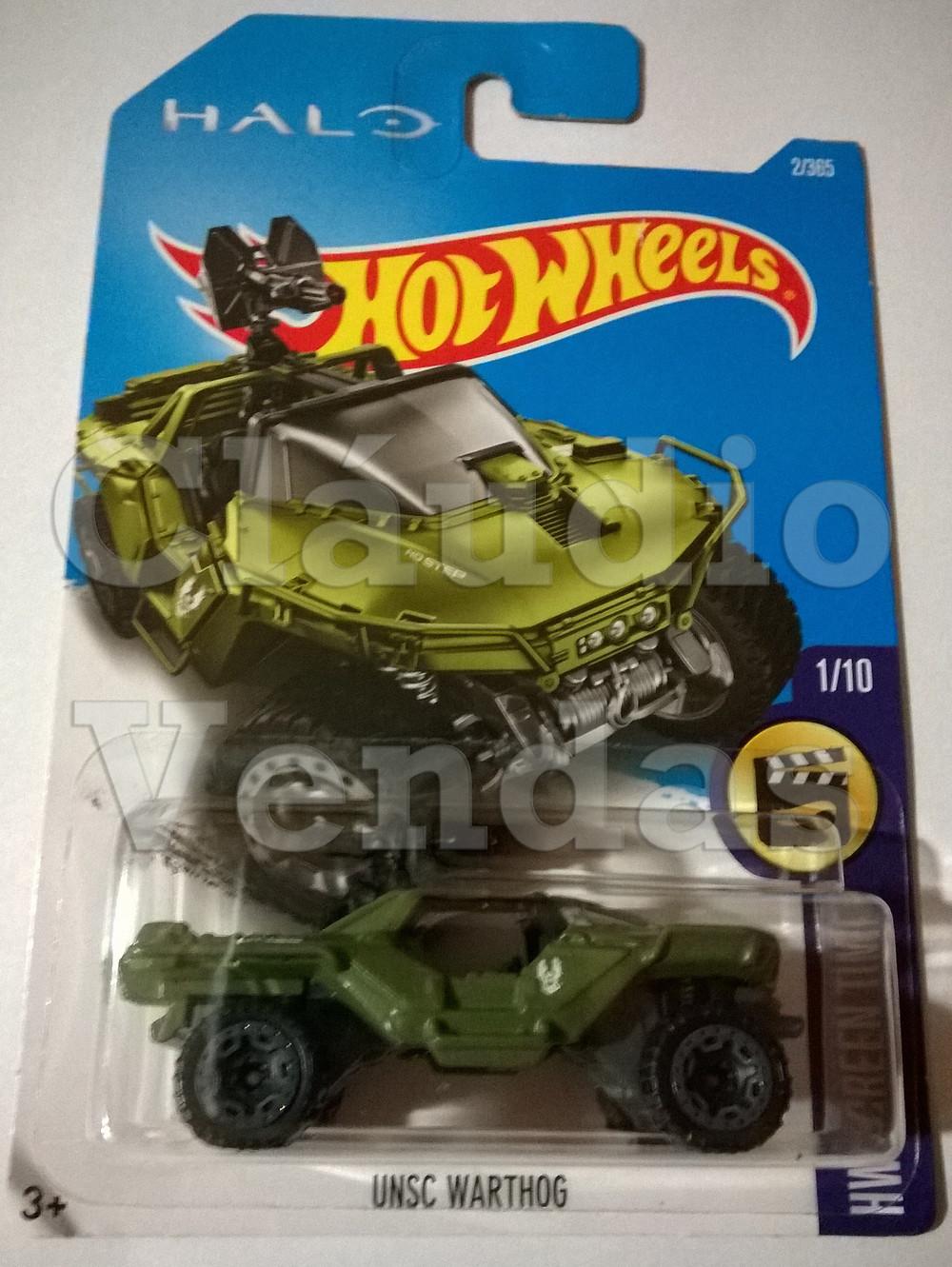 Loja do Colecionador - UNSC Warthog