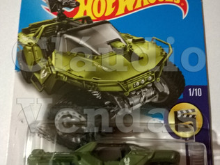 Carrinho UNSC Warthog - Hot Wheels